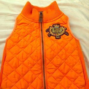 Ralph Lauren little girl vest